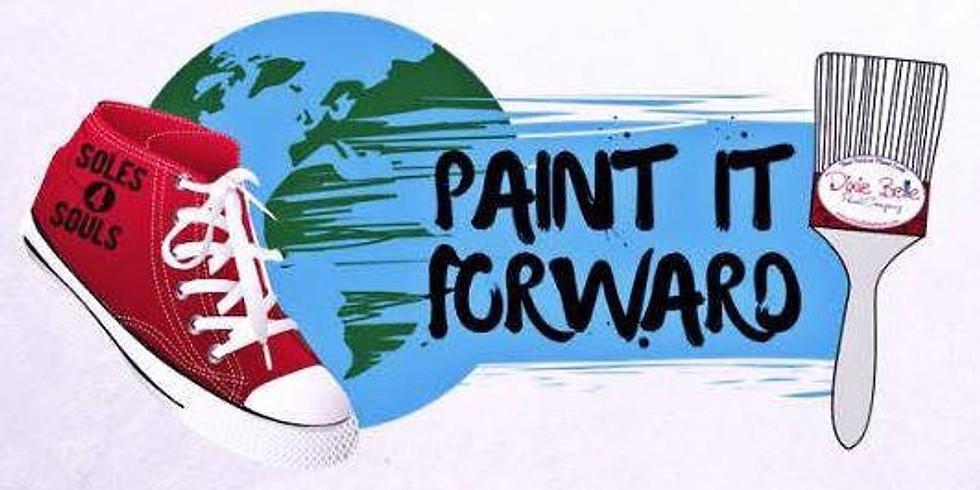 Soles4Souls Shoe Painting Fundraiser