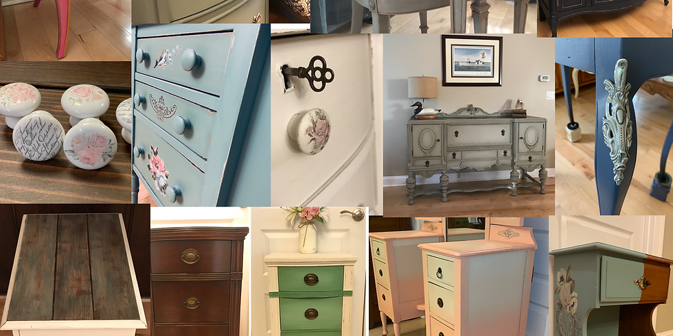 Advanced Furniture Painting and Finishes