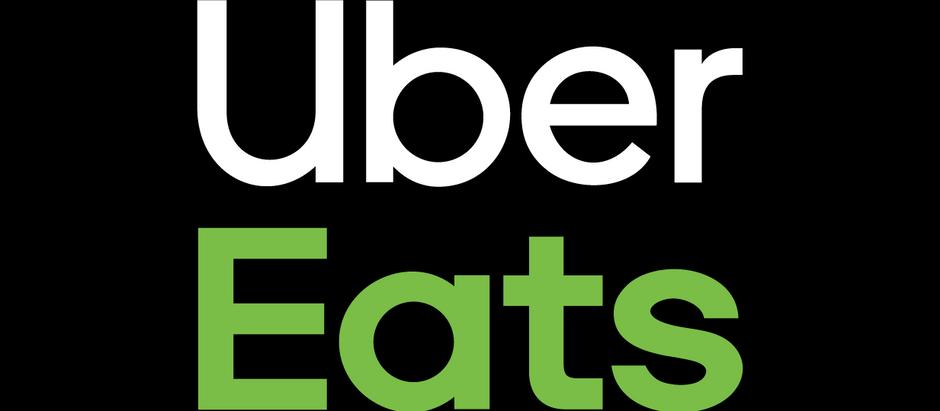 【新規】UberEatsはじめました!