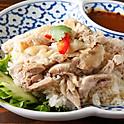 71. カオマンガイ (Khao Man Gai)