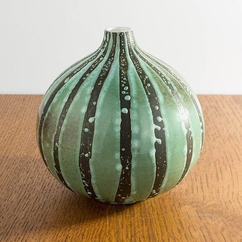 POOLE POTTERY Onion Vase c. 1960 13cm high