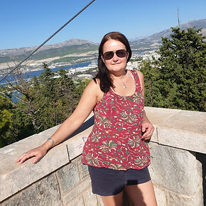 Hilary Tooke on holiday - founder of The Strictly Sustainable Shop.jpg