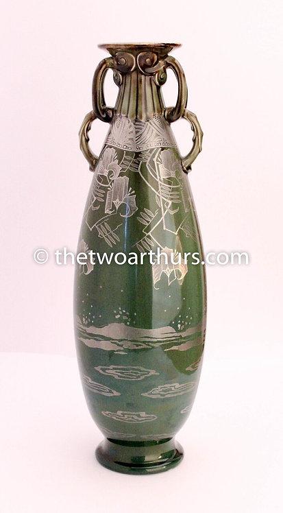 Christopher Dresser Minton Pottery Vase