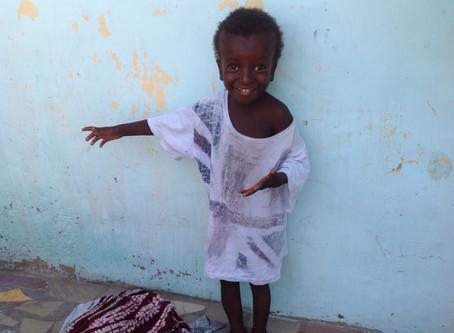 We gaan bijna weer naar Gambia