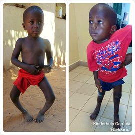 Nieuwsbrief Gambia Child juni 2018