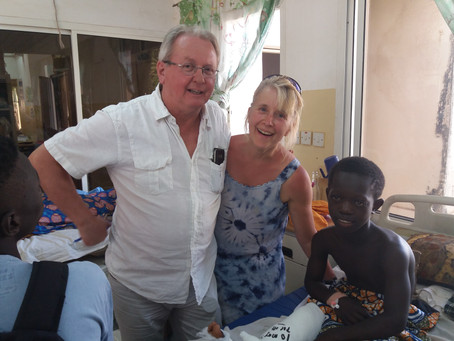 Nieuwsbrief Gambia Child maart 2018