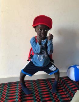 Nieuwsbrief Gambia Child maart 2020
