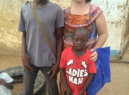 Nieuws van de stichting Gambia Child