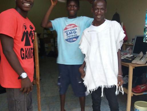 Nieuwsbrief Gambia Child november 2017