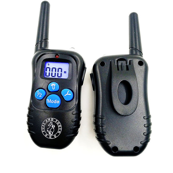 Puss and Pooch Dog Training Collar Remote