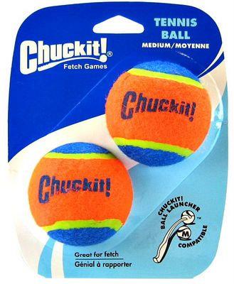 CHUCKIT Tennis Ball 2 Pack