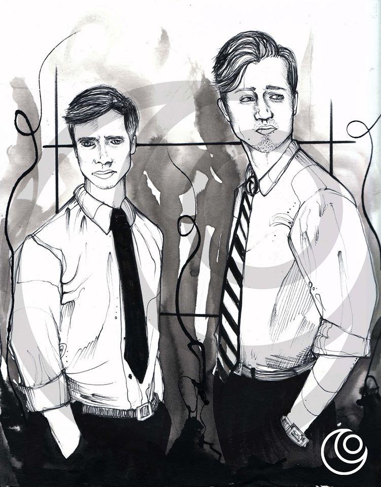 Daniel Humphreys & Zack Evans