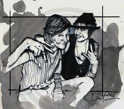 Beth Butts & Charlynn Struckhoff