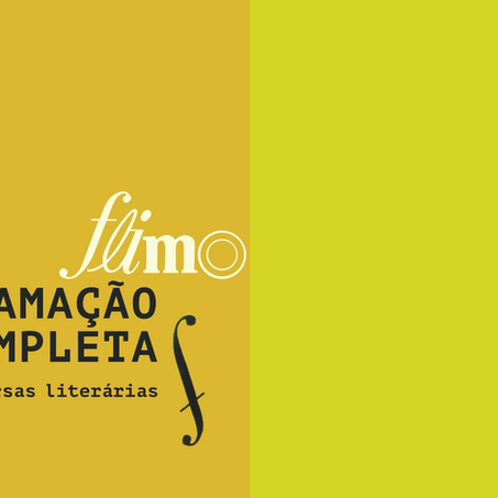 FLIMO- FESTA LITERÁRIA DE MORRETES
