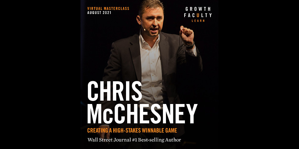 Creating a High-Stakes Winnable Game with Chris McChesney
