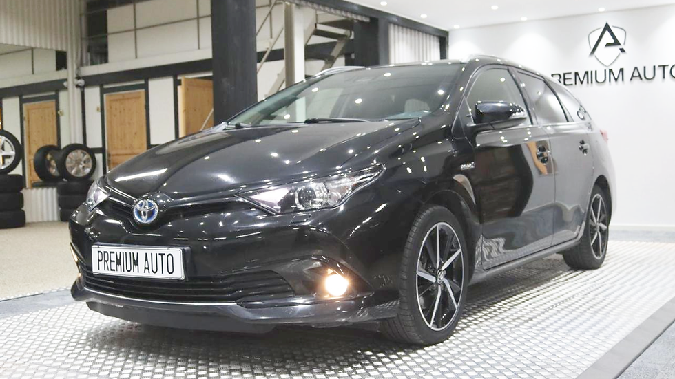 Toyota Auris Touring Sports Hybrid 1.8 VVT-i + 3JM CVT Comfo