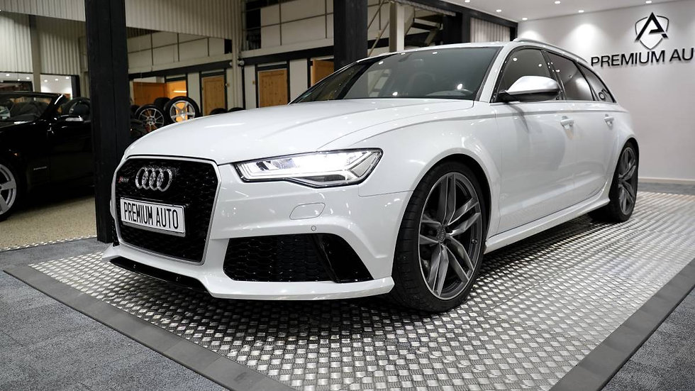 Audi RS6 Audi RS6 Avant Quattro 4,0 V8 Biturbo 8 vxl auto