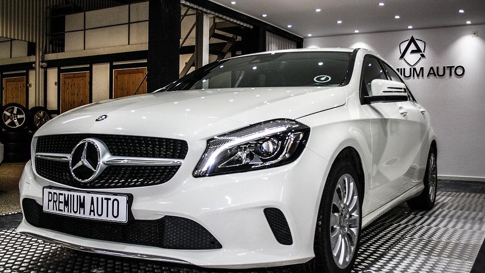 Mercedes-Benz A-klass 180 Euro 6 122hk