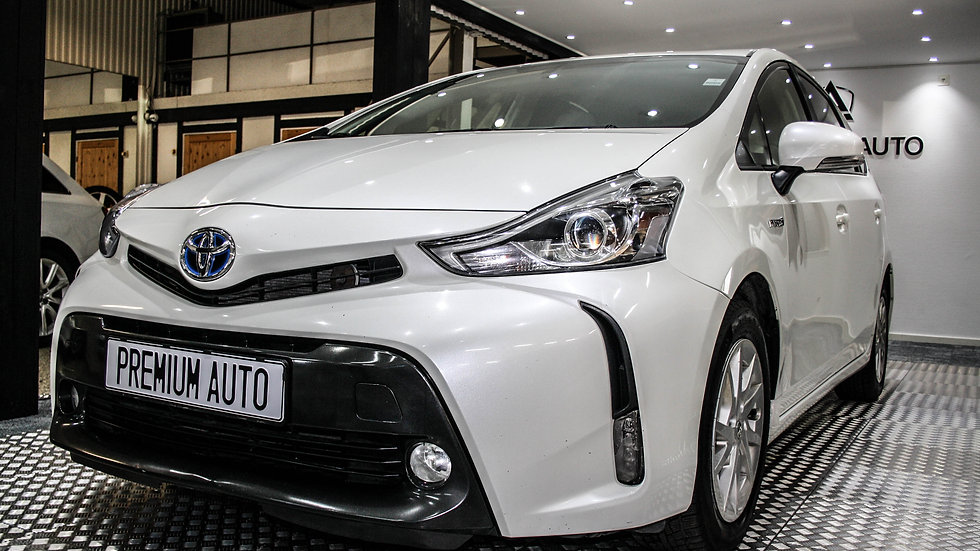 Toyota Prius+ Hybrid 1.8 VVT-i + 3JM CVT Euro 6 7-sits 136hk