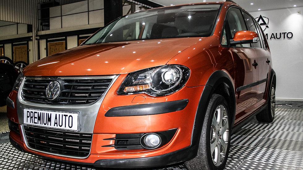 Volkswagen Cross Touran, 1.4 TSI 7-sits 140hk