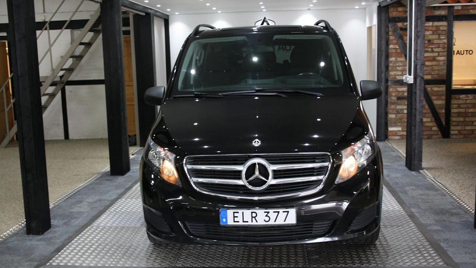 Mercedes-Benz Vito Tourer 116 d 9-SITS, 7G-Tr