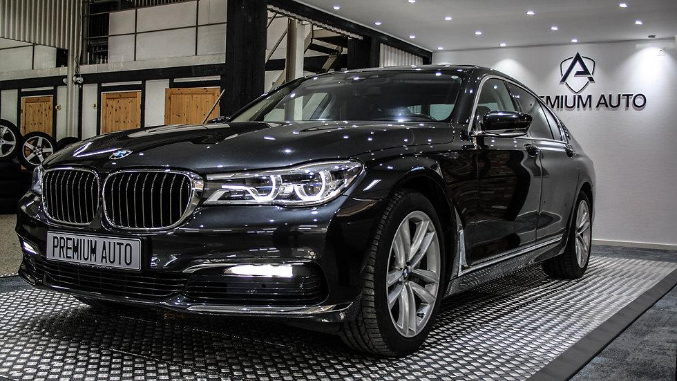 BMW 740d xDrive Steptronic Executive, Business Euro 6 320hk