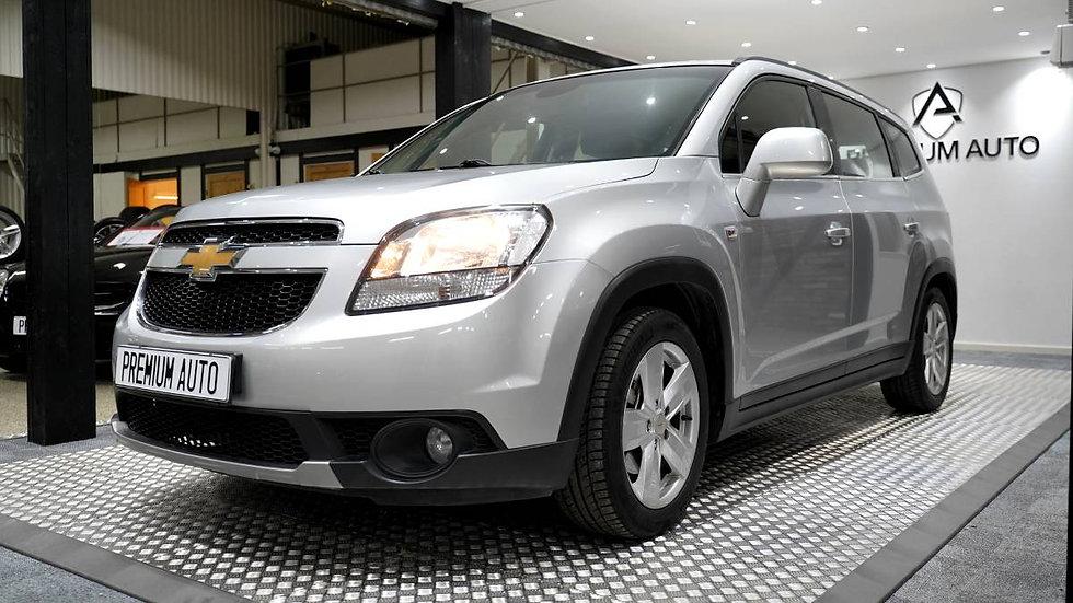 Chevrolet Orlando 1.8 7-sits 140hk