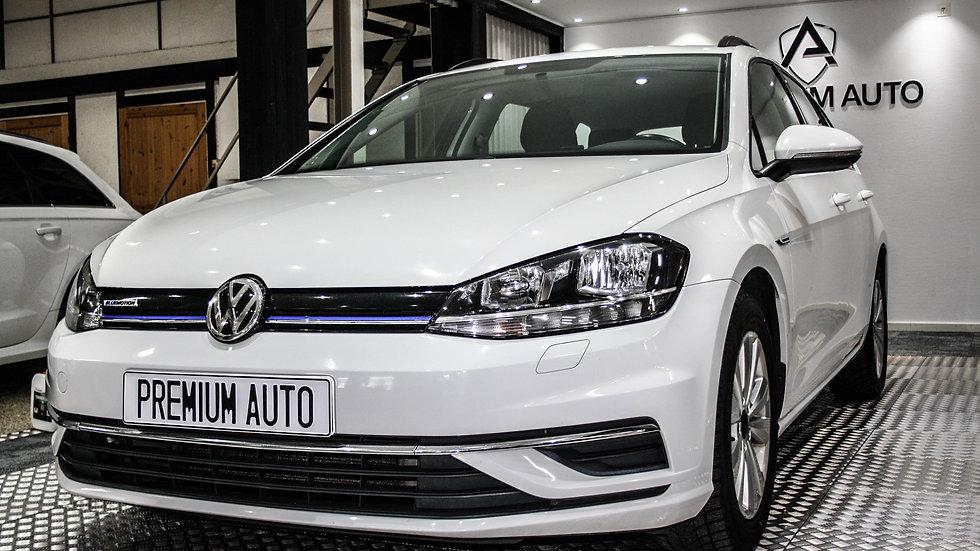 Volkswagen Golf Sportscombi 1.4 TGI CNG DSG Sekventiell Style Euro 6 110hk