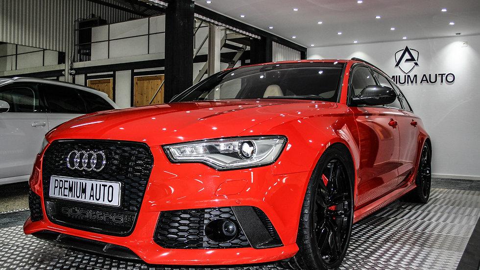 Audi RS6 Avant 4.0 TFSI V8 quattro TipTronic 560hk