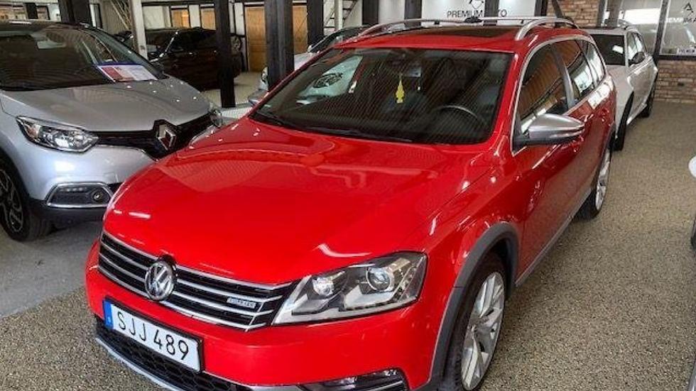 Volkswagen Passat Alltrack 2.0 TDI BlueMotion