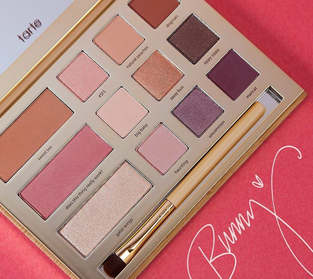 SWAMP GIRL PARTNERS WITH TARTE