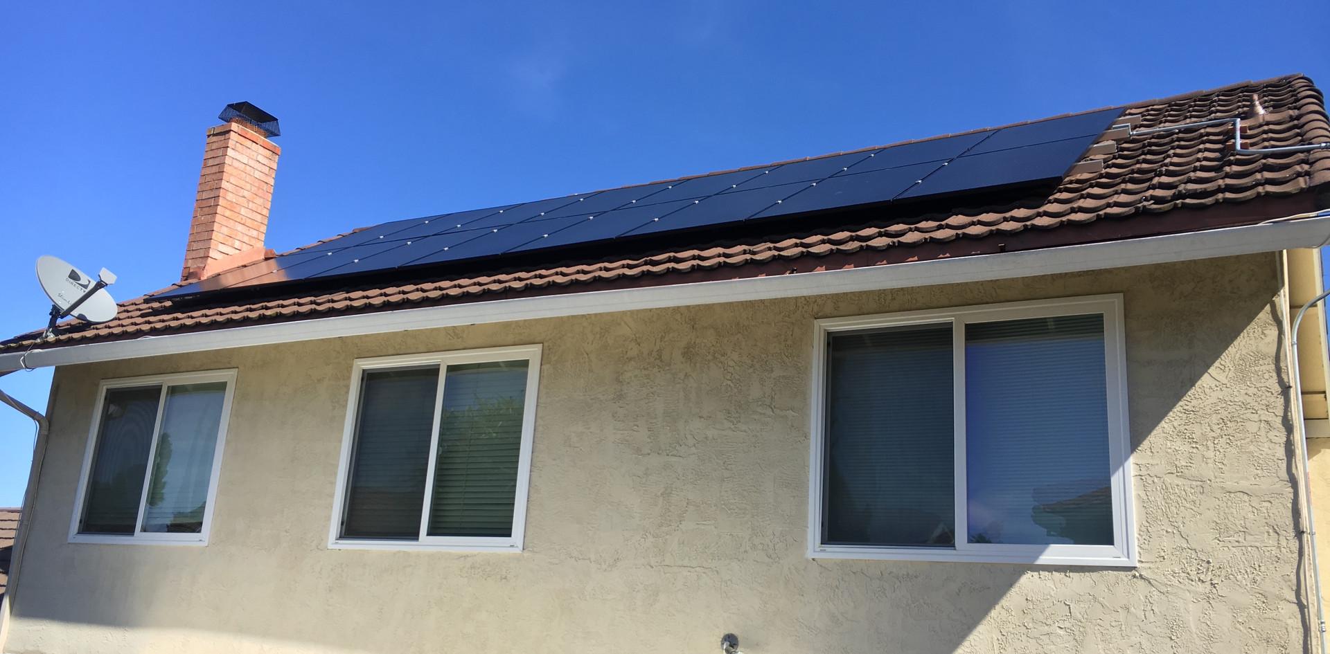 Solar PV- Brentwood, CA