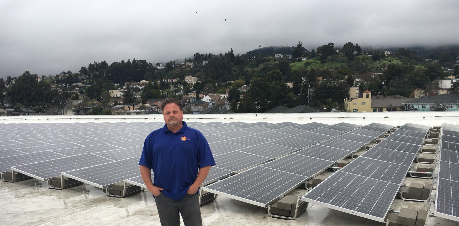 Eastridge Mall Commercial Solar