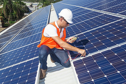 Solar Installer - eFlow Energy