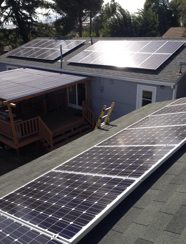 Solar PV - Auburn, CA