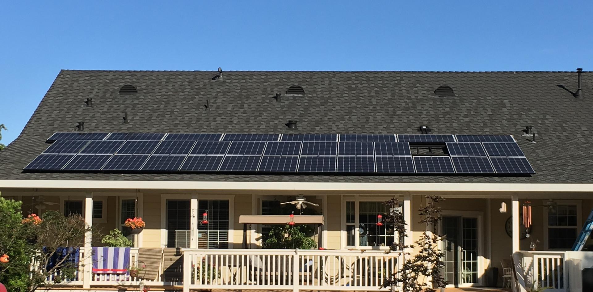 Solar - Plymouth, CA