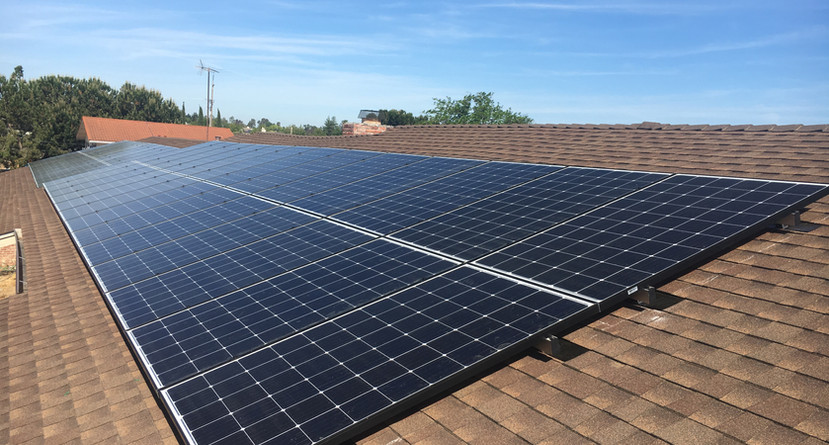 Solar PV Install - Oakley, CA