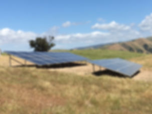 Ground Mount Solar - eFlow Energy