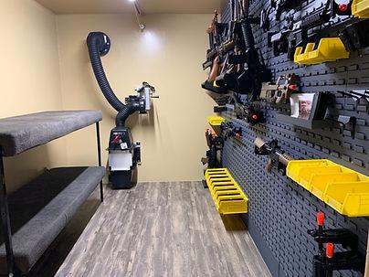 Atlas Survival Shelter Gun Safe