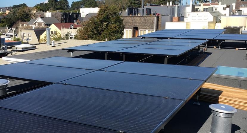 Solar PV - San Francisco, CA