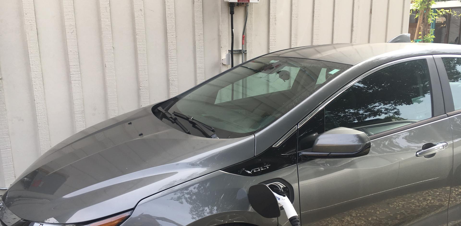 Car Charging - Pleasant Hill, CA