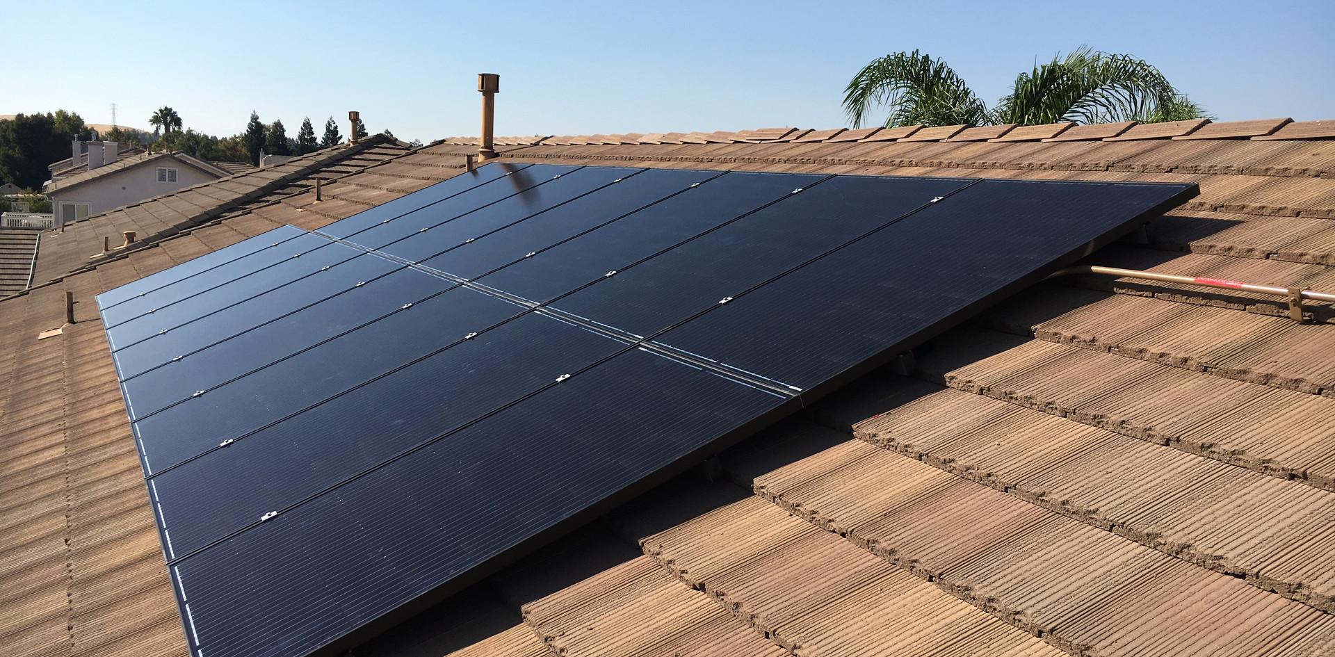 Solar PV - Antioch, CA