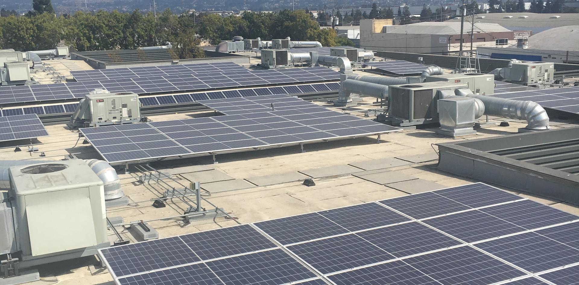 Commercial Solar - Oakland, CA