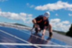 Solar Installer Image Smaller Pix - Shut