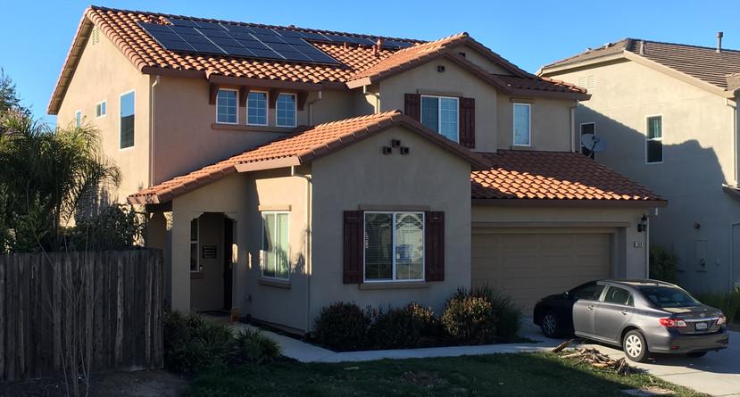 Solar PV - Oakley, CA