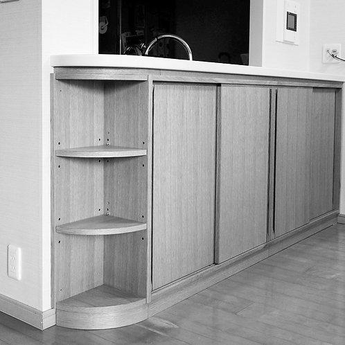 特注 造り付け食器棚