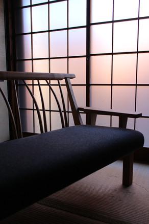 松の葉ソファー