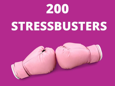 200 STRESSBUSTERS