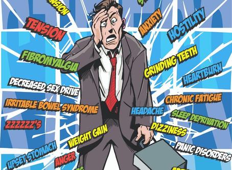 Stress Triggers Illness