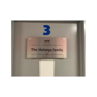 The Holunga Family